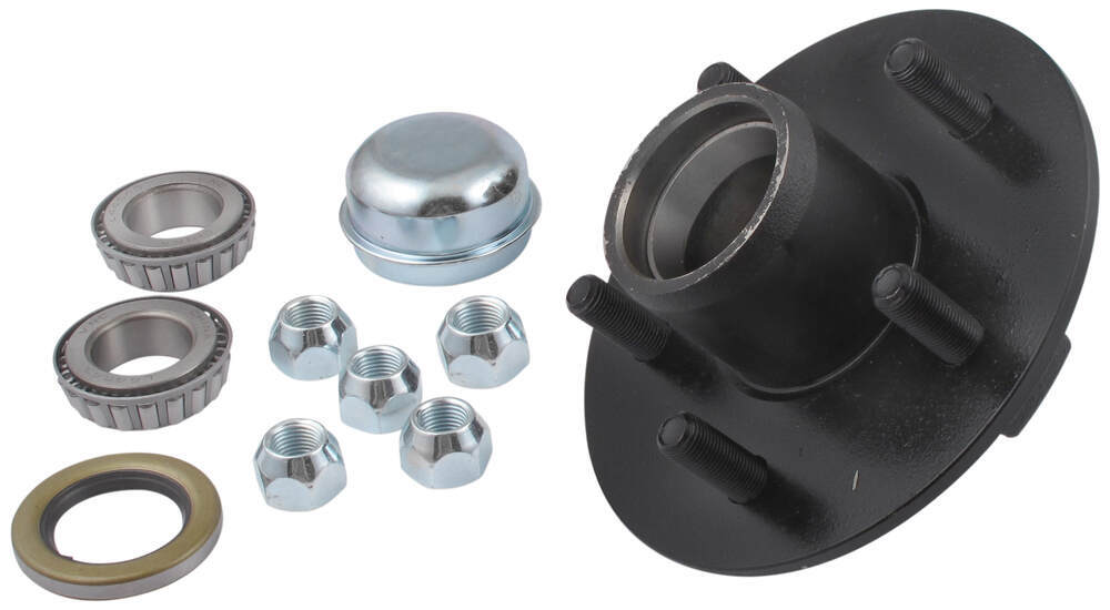 8-258BTUC1 - L44643 Dexter Axle Trailer Hubs and Drums