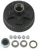 dexter axle trailer hubs and drums hub with integrated drum 5 on 4-1/2 inch assembly for hydraulic brakes - 2 000-lb e-z lube axles