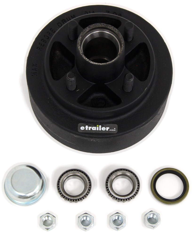 Dexter Axle Hub with Integrated Drum - 8-276-5UC3