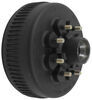 8-285-11 - 25580 Dexter Axle Hub with Integrated Drum