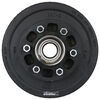 Trailer Hub & Drum Assembly - 6,000 lbs Axles - 6 on 5-1/2 - Nev-R-Lube 14-1/2 Inch Wheel,15 Inch Wheel,16 Inch Wheel,16-1/2 Inch Wheel 8-388-80UC