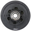 Trailer Hub & Drum Assembly - 6,000 lbs Axles - 6 on 5-1/2 - Nev-R-Lube For 6000 lbs Axles 8-388-80UC3