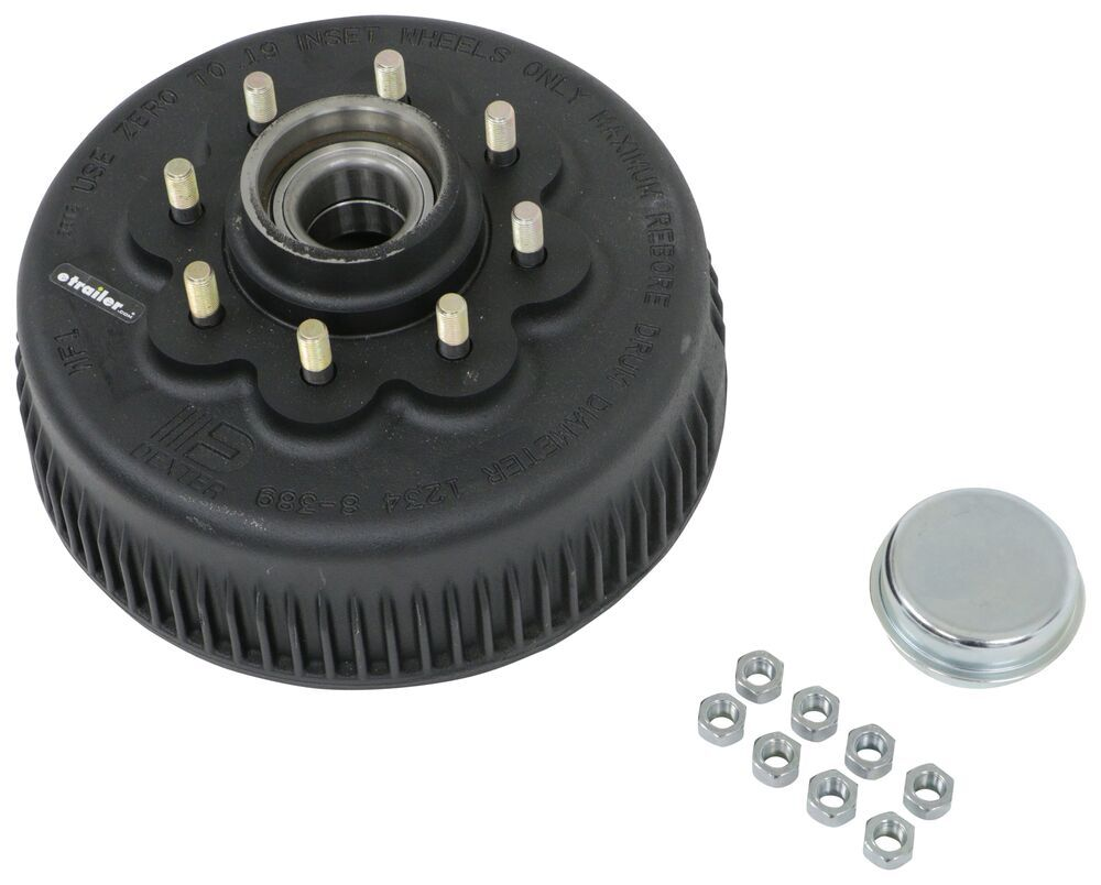8-389-81UC3 - Nev-R-Lube Dexter Axle Trailer Hubs and Drums