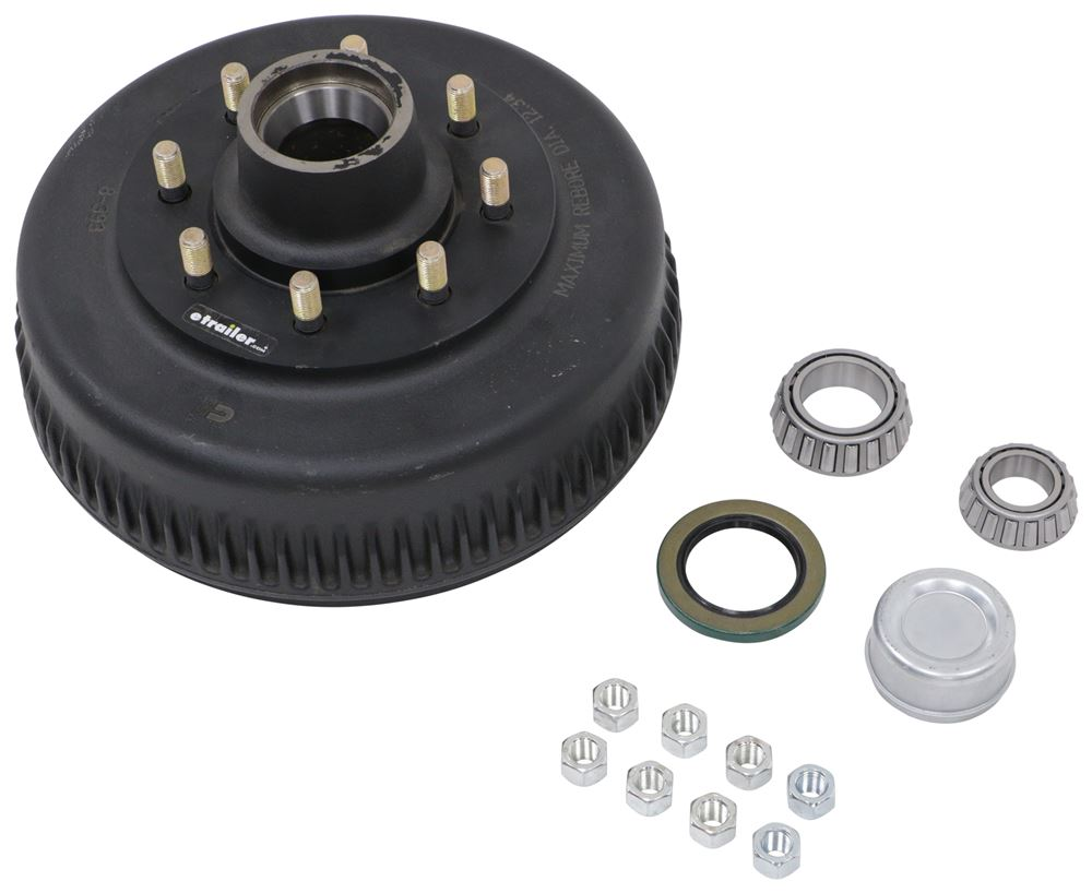 Trailer Hubs and Drums 8-393-4UC3 - 02475 - Dexter Axle