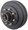 Dexter Axle Hub with Integrated Drum - 8-393-4UC3