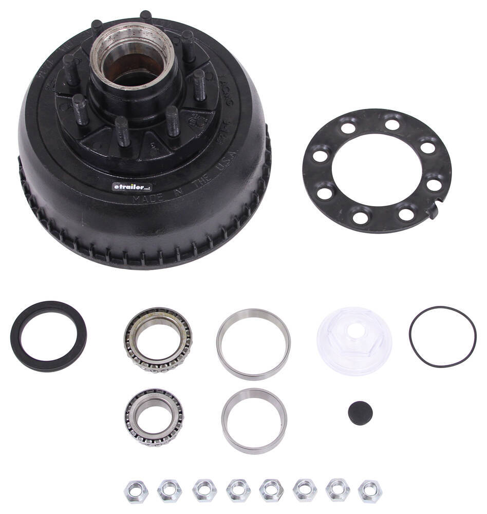 Dexter Axle Trailer Hubs and Drums - 8-430-5UC3