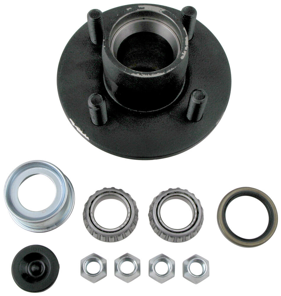 Dexter Axle 4 on 4 Inch Trailer Hubs and Drums - 8-91-05UC1-EZ