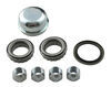 Hardware for Trailer Hub Assembly for 2000 lb Axle 4 on 4 - L44649 Bearings