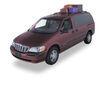 Covercraft Roof Luggage Rack Net - 80122-06