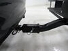 """Hitch Adapter 1-1/4"""" to 2"""" Trailer Hitch Receiver (Class II Only) Class II Only 80303"""
