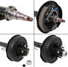 8327816-EB - 6 on 5-1/2 Dexter Axle Leaf Spring Suspension