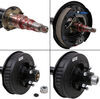 Dexter Axle Trailer Axles - 8327820-EB