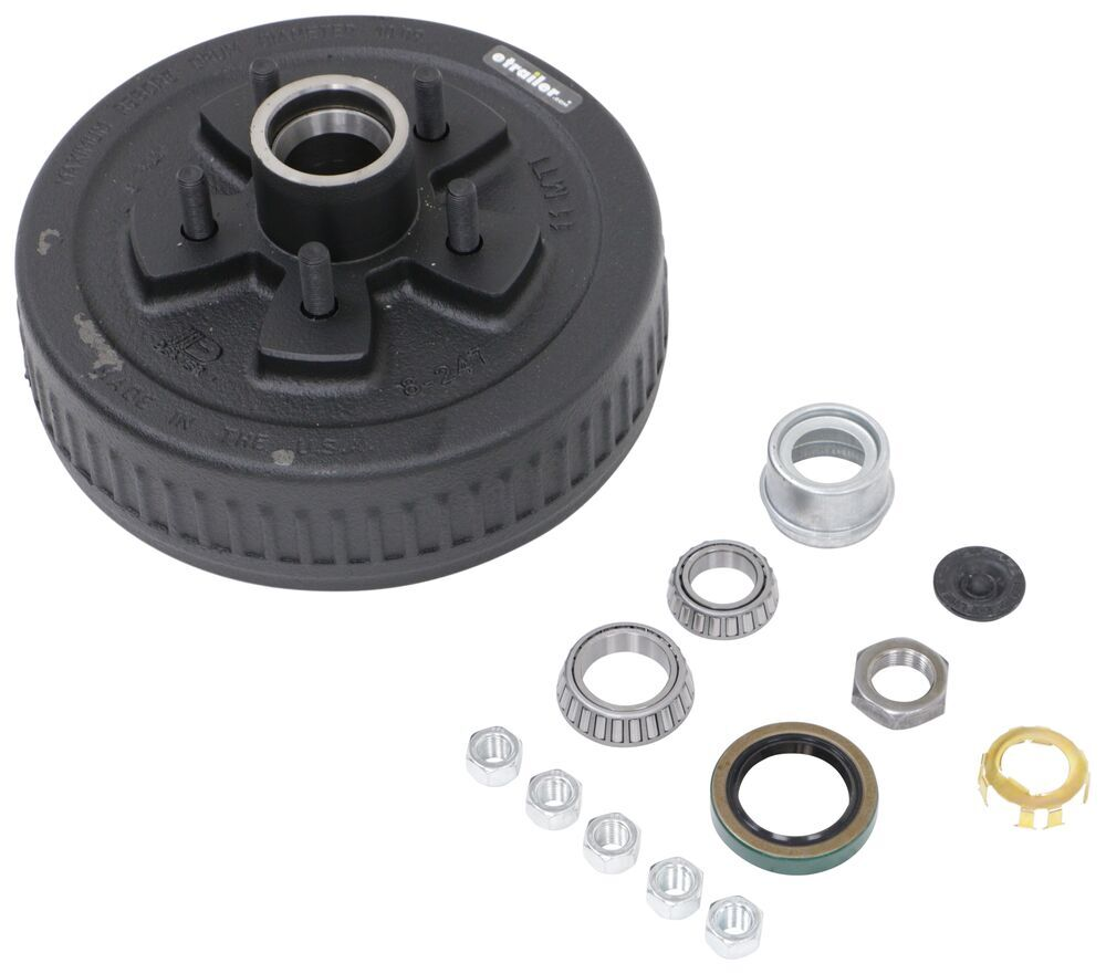Trailer Hubs and Drums 84546UC3-EZ - L44649 - Dexter Axle
