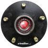 Trailer Idler Hub Assembly for 3,500-lb Axles - 5 on 5 - Pre-Greased Standard 84550BX