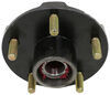 Trailer Hubs and Drums 84550UC1-EZ - For 3500 lbs Axles - Redline