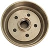 "Dexter Trailer Hub and Drum Assembly for 3,500-lb E-Z Lube Axles - 10"" Diameter - 5 on 5-1/2 L44649 84557UC3-EZ"