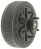 """Dexter Trailer Hub and Drum Assembly for 3,500-lb E-Z Lube Axles - 10"""" Diameter - 6 on 5-1/2 14-1/2 Inch Wheel,15 Inch Wheel,16 Inch Wheel,16-1/2"""