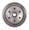 """Dexter Trailer Hub and Drum Assembly for 3,500-lb Axles - 10"""" Diameter - 6 on 5-1/2 1/2 Inch Stud 84656UC3"""