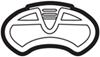 Thule Road Bike Adapter Accessories and Parts - 853-5426