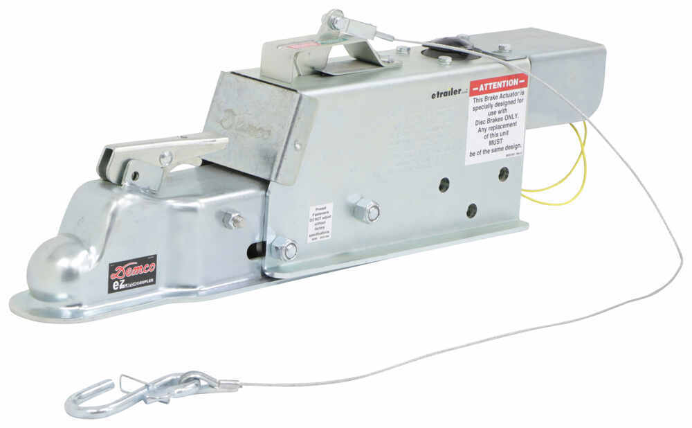 8608611 - 8600 lbs GTW Demco Brake Actuator