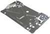 8802 - Mounting Brackets Draw-Tite License Plates and Frames