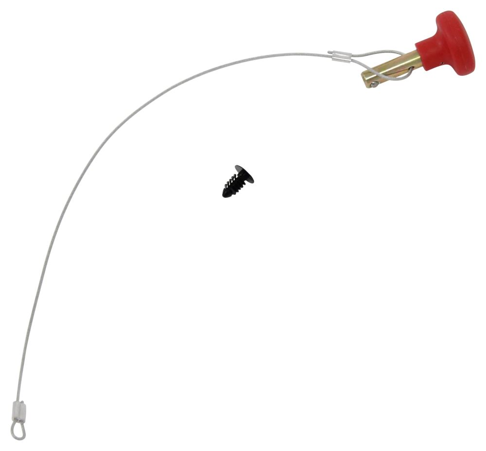 Replacement Hitch Pin for Yakima Hanging-Style Bike Carriers Pins and Locks 889-0231
