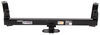 Hidden Hitch Class II Trailer Hitch with Drawbar 1-1/4 Inch Hitch 90092