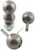 Convert-A-Ball 2-1/2 Inch Shank Length Trailer Hitch Ball - 900B