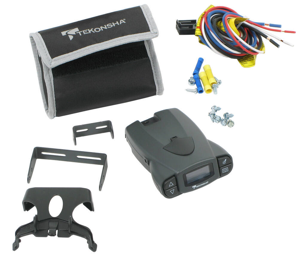 Tekonsha Automatic Leveling Trailer Brake Controller - 90195