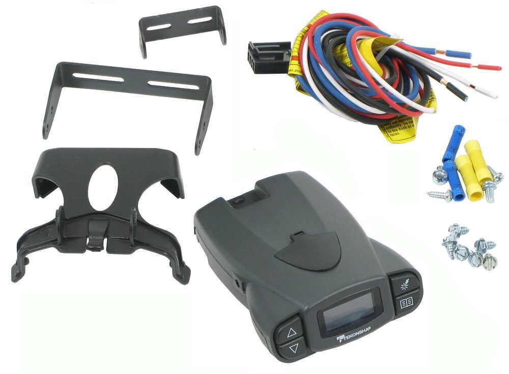 Tekonsha Trailer Brake Controller - 90195