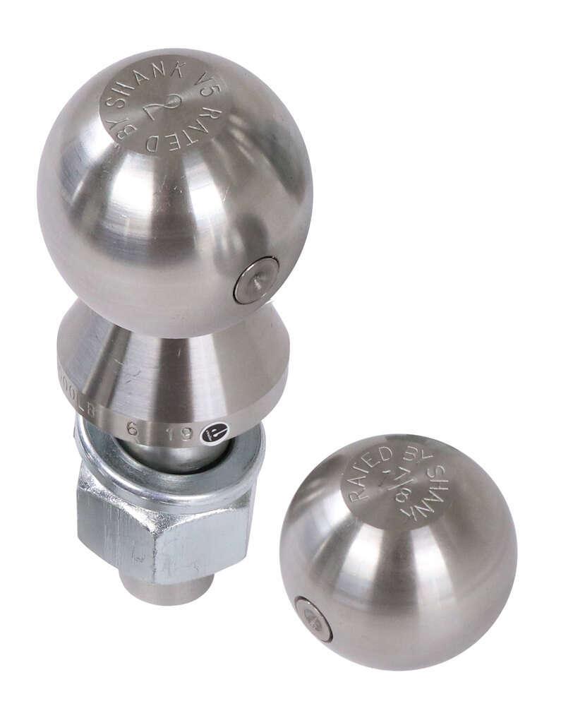 Convert-A-Ball 10000 lbs GTW,Class III Trailer Hitch Ball - 903B