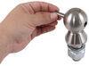 Trailer Hitch Ball 903B - 1-7/8 Inch Diameter Ball,2 Inch Diameter Ball - Convert-A-Ball