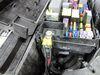 90885 - Up to 4 Axles Tekonsha Proportional Controller on 2014 Dodge Grand Caravan