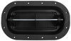 "Replacement Exterior Pop-Up Roof Vent - Steel - 13-1/2"" x 8"" - Black No Fan 9106"
