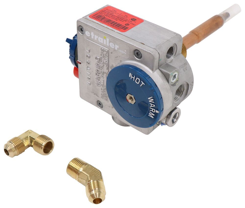 Replacement Gas Regulator for Atwood Gas RV Water Heaters Regulator 91602