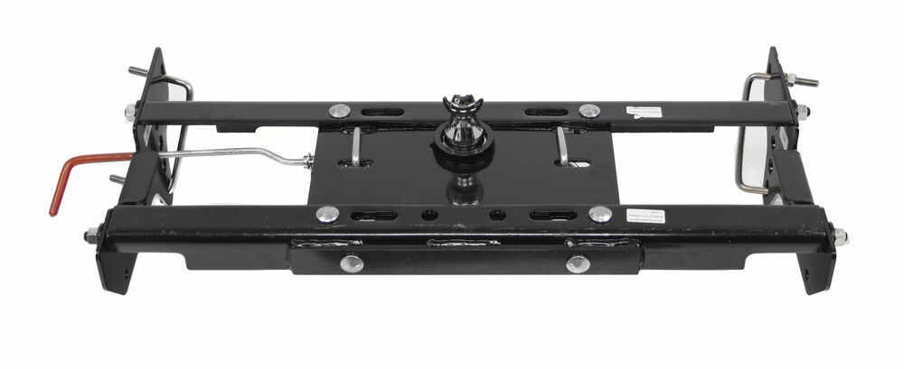Hide-A-Goose Underbed Gooseneck Trailer Hitch with Installation Kit 30000 lbs GTW 9460-49