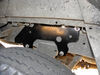 Gooseneck Hitch 9464-35 - Removable Ball - Stores in Hitch - Draw-Tite on 2006 Dodge Ram Pickup