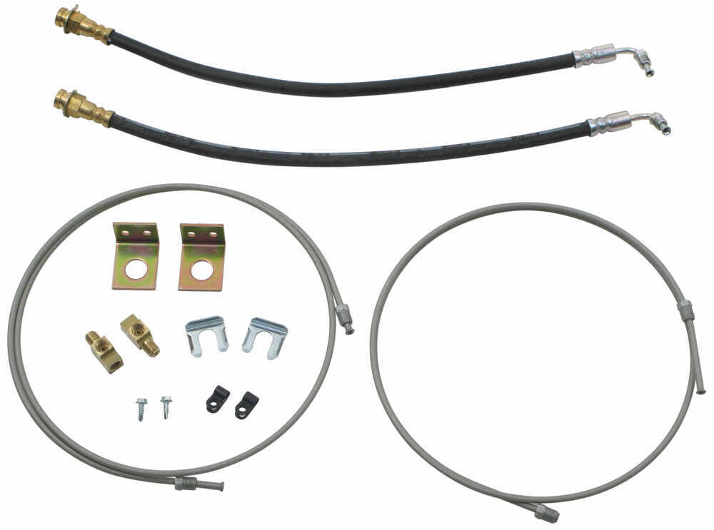 Hydraulic Line Kit 3rd Axle - Drum and Disk