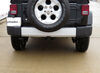Curt 350 lbs TW Trailer Hitch - 9883544 on 2014 Jeep Wrangler Unlimited