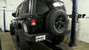 9883544 - 2 Inch Hitch Curt Custom Fit Hitch on 2021 Jeep Wrangler Unlimited