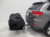 etrailer Black Hitch Cargo Carrier Bag - 988501 on 2012 Jeep Grand Cherokee
