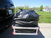 "etrailer Cargo Bag w/ Mounting Straps - Water Resistant - 20 cu ft - 59"" x 24"" x 24"" Large Capacity 988501"