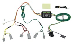 honda fit wire harness trailer wiring harness installation 2009 honda fit curt video  trailer wiring harness installation
