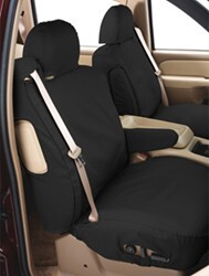 Polycotton Fabric Taupe Covercraft SS3354PCTP Custom-Fit Front Bucket SeatSaver Seat Covers