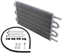 6AN Push Lock Hose Kit GM 4L80E Automatic Transmission Cooler Line Kit,25 feet