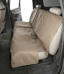 Covercraft SS8417PCGY SeatSaver Second Row Custom Fit Seat Cover for Select Ford F-250 Super Duty//Ford F-350 Super Duty Models Grey Polycotton