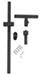 Hollywood Racks Trike Adapter