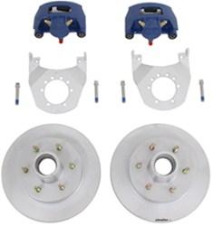 Kodiak Disc Brake Kit 12 in Rotor 5,200 lb to 6,000 lb 6 on 5-1//2 in DAC Dacromet