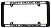 License Plates and Frames Knockout
