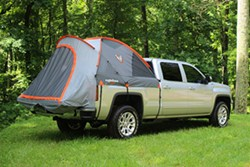Truck Bed Tent That Could Fit 2015 Ram 3500 With Tonneau Cover Etrailer Com